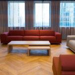 Ontvangstruimte | Branding Office Furniture