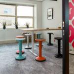 Project Meeting room flex | Branding Office Furniture