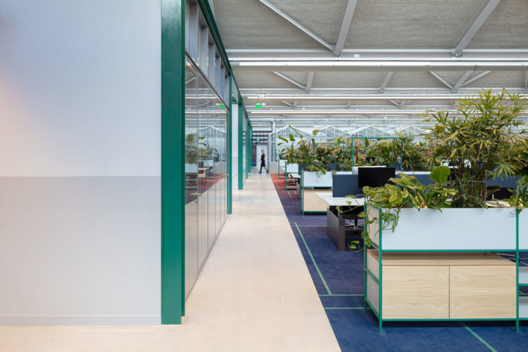 Project CBRE | Branding Office Furniture