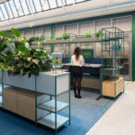 Project CBRE | Branding Office Furniture