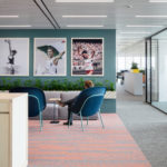 Project Asics | Branding Office Furniture